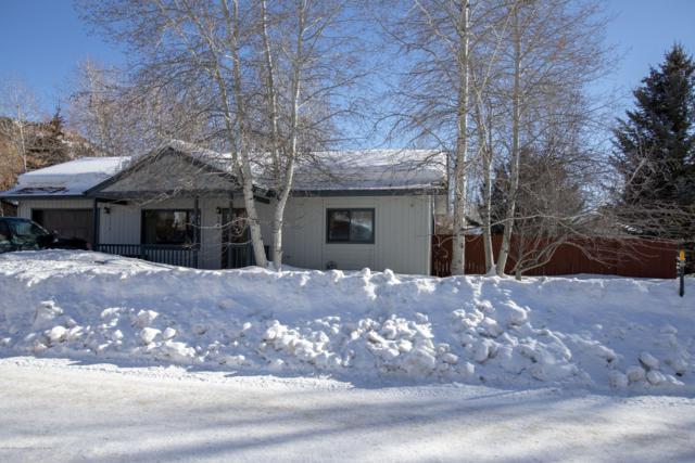 2060 Corner Creek Ln, Jackson, WY 83002 (MLS #19-151) :: Sage Realty Group
