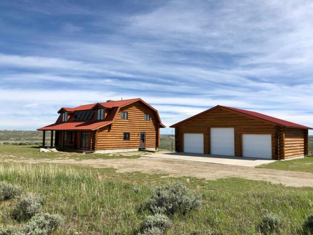 5 Black Bear Rd, Pinedale, WY 82941 (MLS #19-1535) :: West Group Real Estate