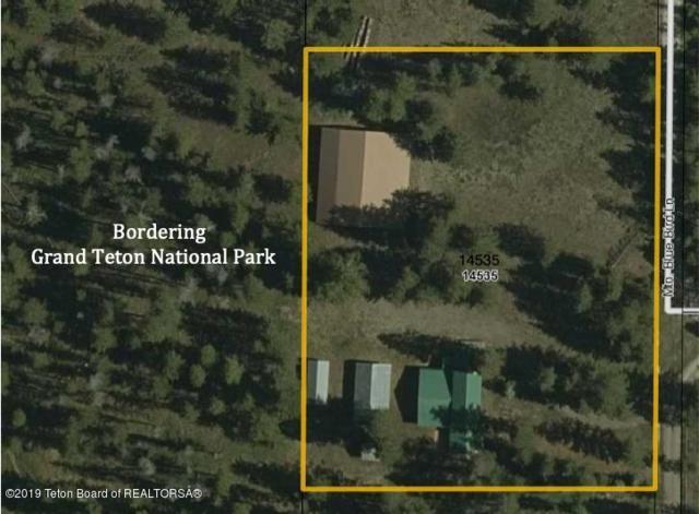 14535 Mountain Blue Bird Lane, Moran, WY 83013 (MLS #19-1536) :: The Group Real Estate