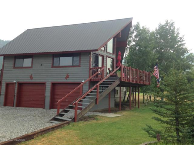 12 Vista Cir, Star Valley Ranch, WY 83127 (MLS #19-155) :: West Group Real Estate
