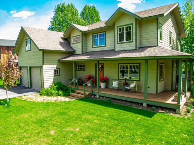 5240 Indian View Lane, Wilson, WY 83014 (MLS #19-1563) :: Sage Realty Group