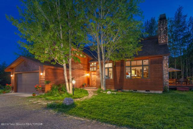 4480 W Willowbrook Ln, Wilson, WY 83014 (MLS #19-1573) :: Sage Realty Group