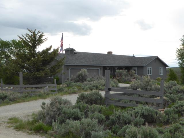 81 Orcutt Dr, Pinedale, WY 82941 (MLS #19-1606) :: West Group Real Estate