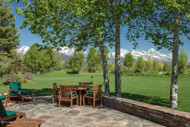 155 Huckleberry Drive, Jackson, WY 83001 (MLS #19-1639) :: West Group Real Estate