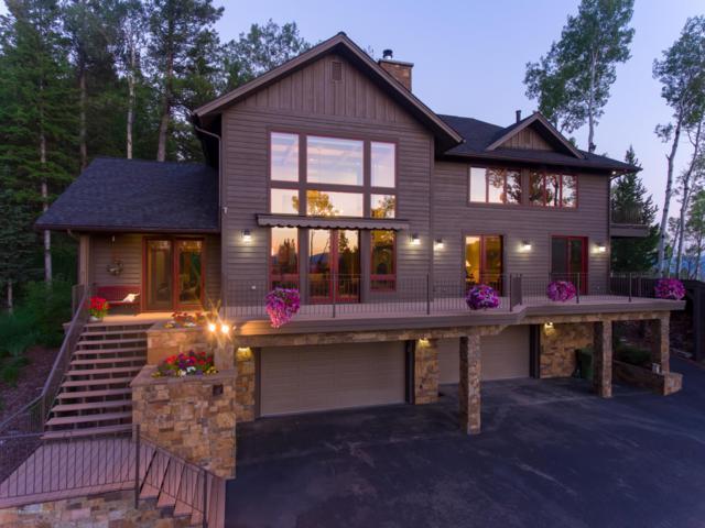 232 Upper Ridge Road, Alpine, WY 83128 (MLS #19-1657) :: West Group Real Estate