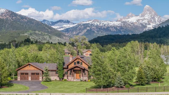 140 Alta Meadows Rd, Alta, WY 83414 (MLS #19-1750) :: Sage Realty Group