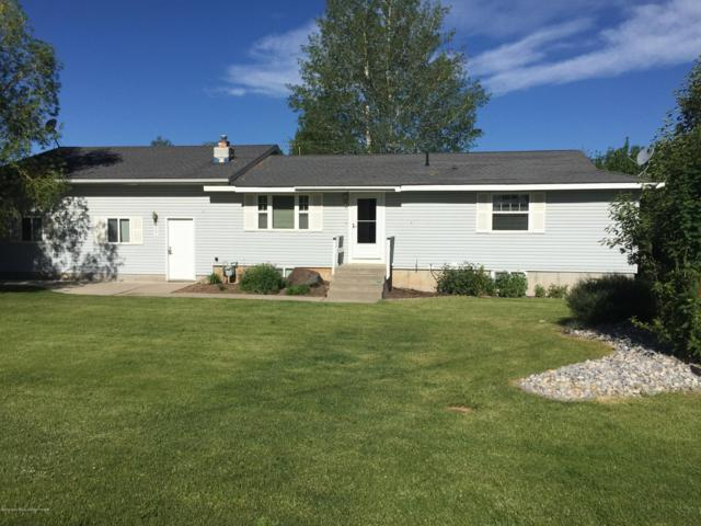 296 Lincoln, Afton, WY 83110 (MLS #19-1762) :: West Group Real Estate