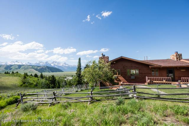 6030 Highlands Dr, Kelly, WY 83011 (MLS #19-1794) :: Sage Realty Group