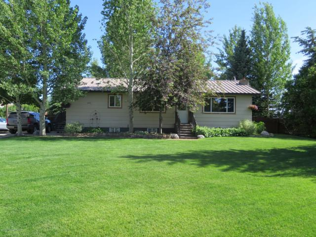 440 E Harper Ave, Driggs, ID 83422 (MLS #19-1796) :: Sage Realty Group