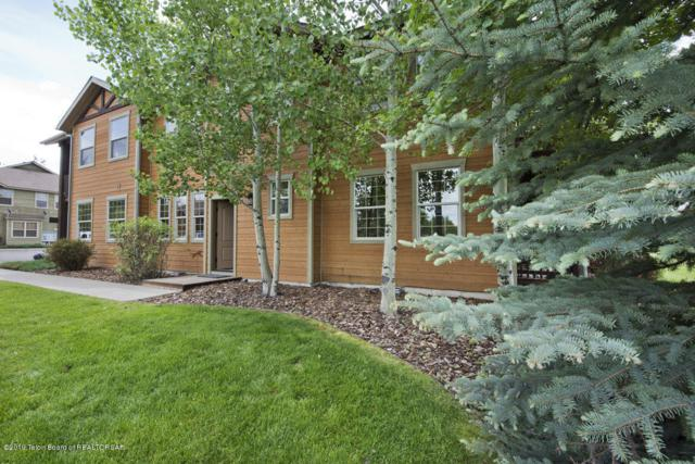677 Buffalo Jct Loop #9, Driggs, ID 83422 (MLS #19-1825) :: The Group Real Estate