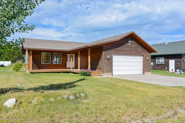 580 E Cottage Lane, Alpine, WY 83128 (MLS #19-1886) :: Sage Realty Group