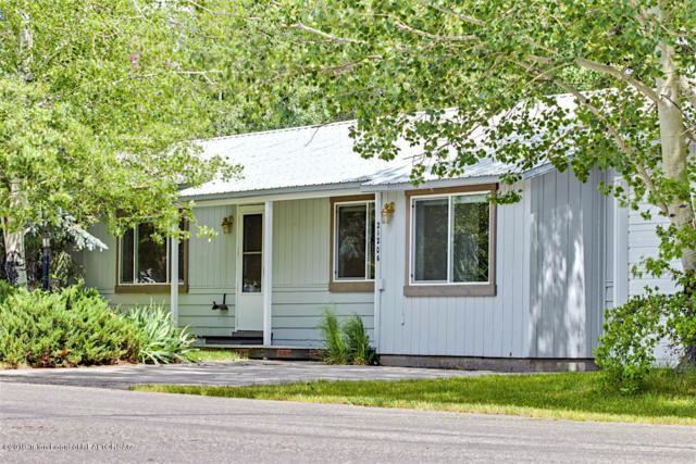 2120 Corner Creek Lane, Jackson, WY 83001 (MLS #19-1906) :: West Group Real Estate