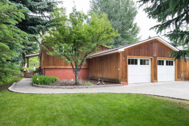 20 Nelson Dr, Jackson, WY 83001 (MLS #19-1913) :: Sage Realty Group