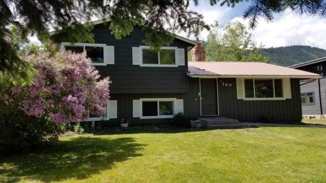 760 E Simpson Ave, Jackson, WY 83001 (MLS #19-1920) :: West Group Real Estate