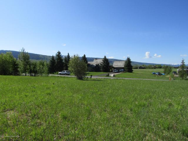 470 And 460  Targhee Towne Rd, Alta, WY 83414 (MLS #19-1942) :: West Group Real Estate