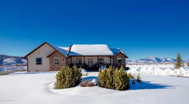 415 Golden Stone, Thayne, WY 83127 (MLS #19-196) :: West Group Real Estate