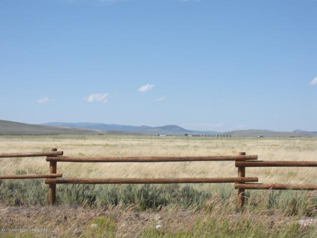 3 Joe Alexander Trail, Cora, WY 82925 (MLS #19-1975) :: Sage Realty Group