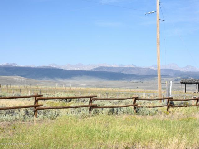 8 Joe Alexander Trail, Cora, WY 82925 (MLS #19-1995) :: Sage Realty Group