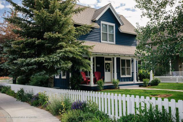 605 E Hansen Ave, Jackson, WY 83001 (MLS #19-2034) :: The Group Real Estate