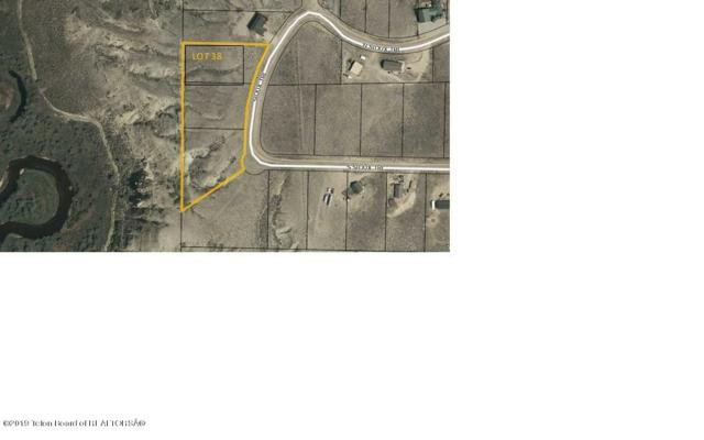 LOT 38 Sioux Trail, Boulder, WY 82923 (MLS #19-2041) :: Sage Realty Group
