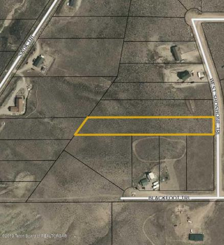 LOT 87 W Shoshone Trail, Boulder, WY 82923 (MLS #19-2044) :: Sage Realty Group