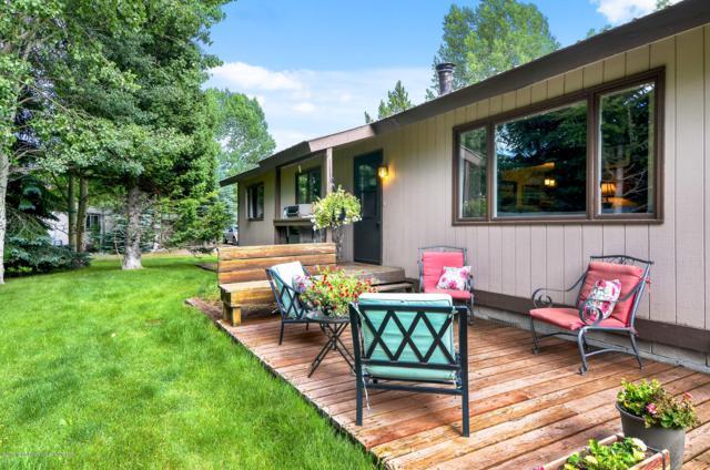 1620 N Fish Creek Road, Wilson, WY 83014 (MLS #19-2062) :: Sage Realty Group