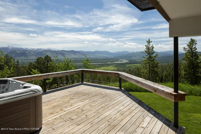 6780 W Lupine Trail, Wilson, WY 83014 (MLS #19-2088) :: Sage Realty Group