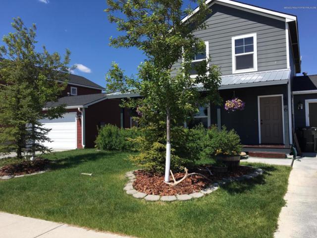 416 Par Avenue, Pinedale, WY 82941 (MLS #19-209) :: West Group Real Estate