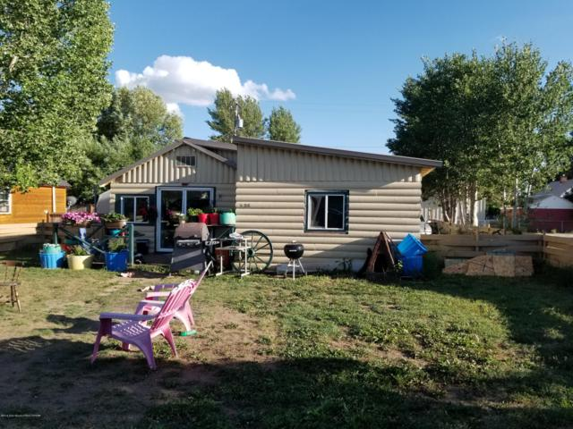 126 E A St, Pinedale, WY 82941 (MLS #19-2135) :: West Group Real Estate