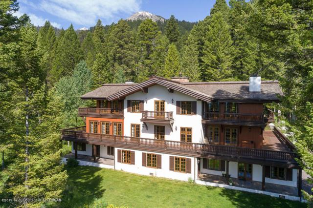 6705 Sublette Woods Rd, Teton Village, WY 83025 (MLS #19-2138) :: Sage Realty Group