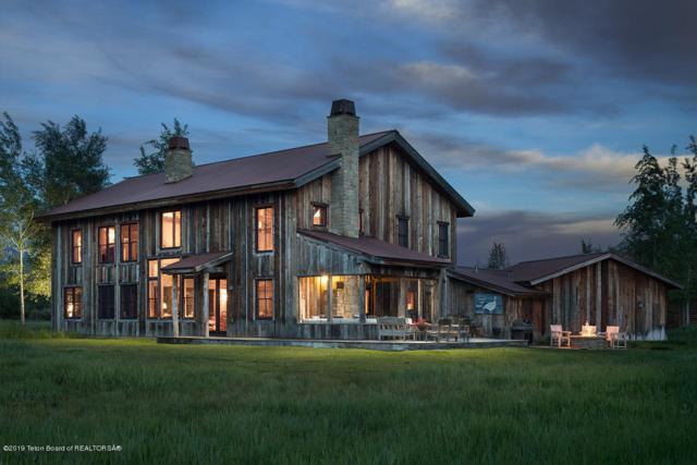 4680 W Prairie Ln, Wilson, WY 83002 (MLS #19-2181) :: West Group Real Estate