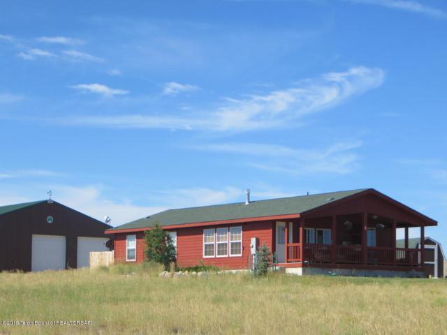 8 Cheyenne Trl, Boulder, WY 82923 (MLS #19-219) :: Sage Realty Group
