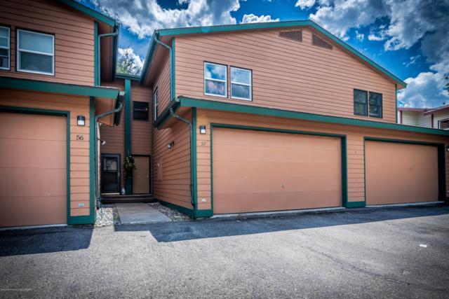 1070 Elk Run Lane #57, Jackson, WY 83001 (MLS #19-2245) :: Sage Realty Group