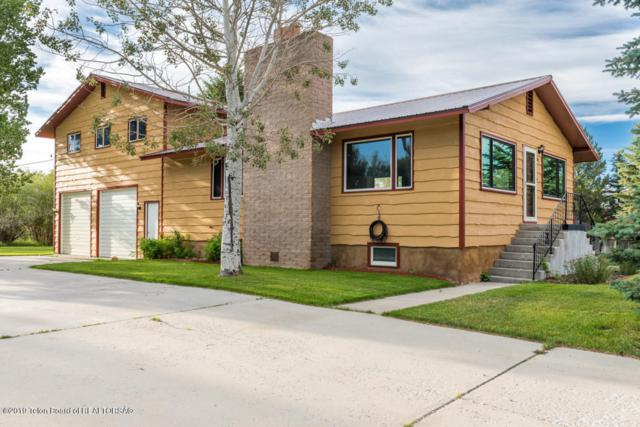 67 S Skyline St, Pinedale, WY 82941 (MLS #19-2250) :: Sage Realty Group