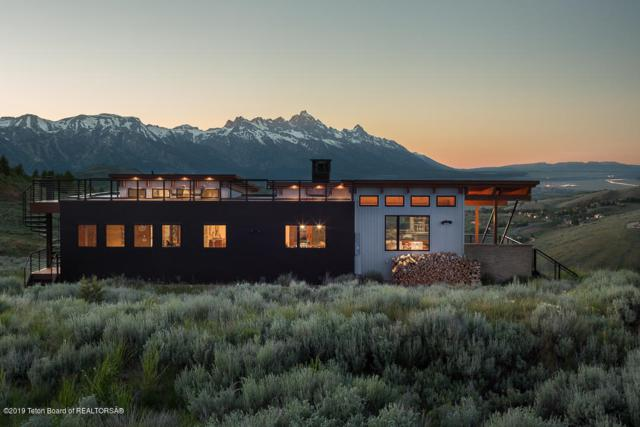 840 W Saddle Butte Drive, Jackson, WY 83001 (MLS #19-2282) :: Sage Realty Group