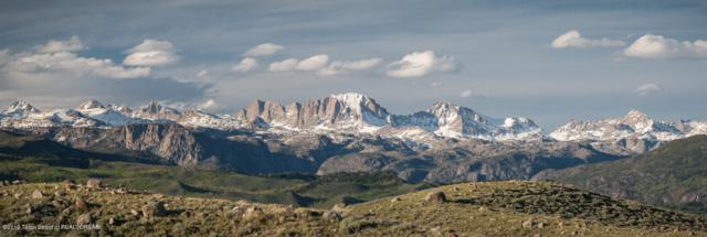 Spring Gulch Rd, Pinedale, WY 82941 (MLS #19-2285) :: Sage Realty Group