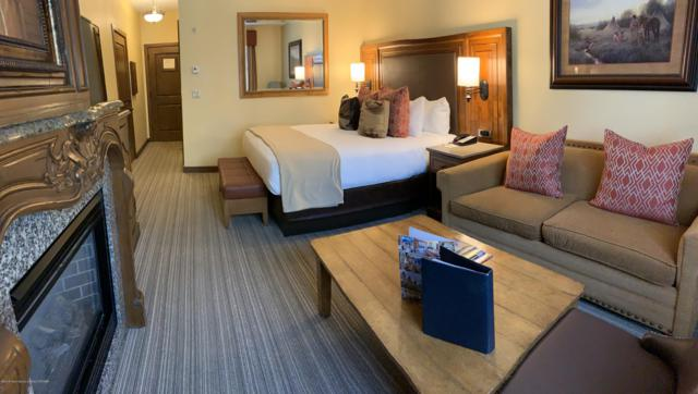 7710 Granite Loop Road #24, Teton Village, WY 83025 (MLS #19-2333) :: West Group Real Estate