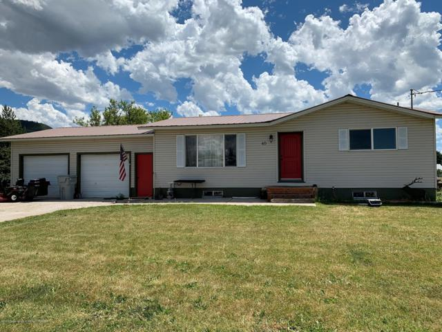40 W 2ND AVE, Afton, WY 83110 (MLS #19-2336) :: West Group Real Estate