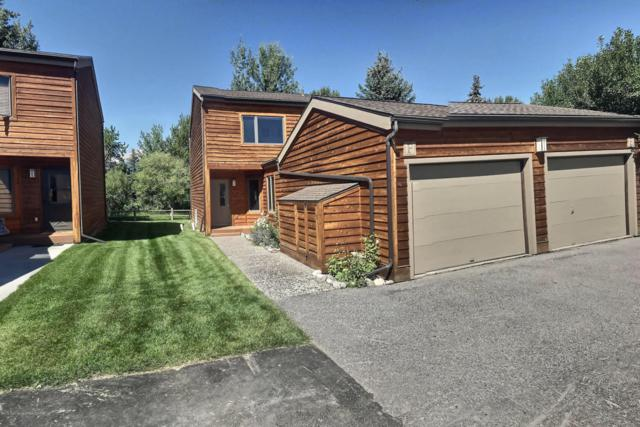 320 East Sagebrush Dr 6F, Jackson, WY 83001 (MLS #19-2347) :: Sage Realty Group