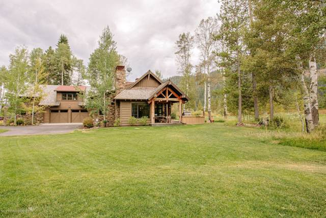 15135 Martin Creek Rd, Jackson, WY 83001 (MLS #19-2690) :: Sage Realty Group