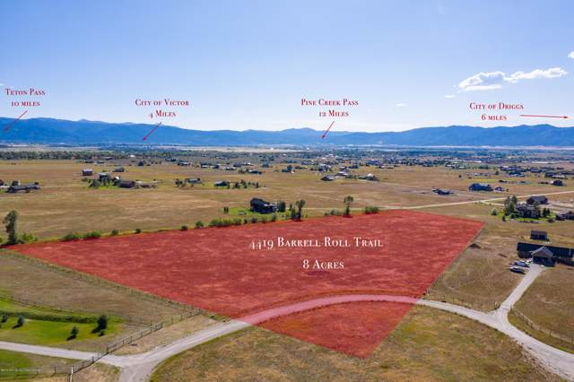 4419 Barrel Roll Trl, Victor, ID 83455 (MLS #19-2694) :: Sage Realty Group