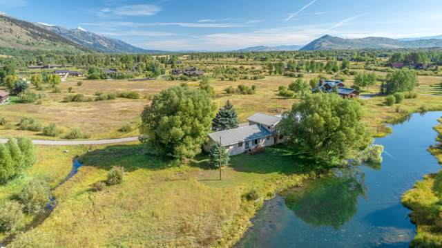 1560 N Broken Wheel Lane, Wilson, WY 83014 (MLS #19-2695) :: Sage Realty Group