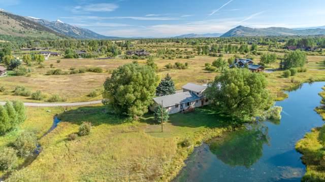 1560 N Broken Wheel Lane, Wilson, WY 83014 (MLS #19-2695) :: West Group Real Estate
