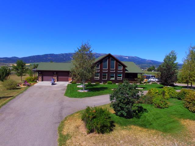 173 Roan Way, Etna, WY 83118 (MLS #19-2697) :: Sage Realty Group