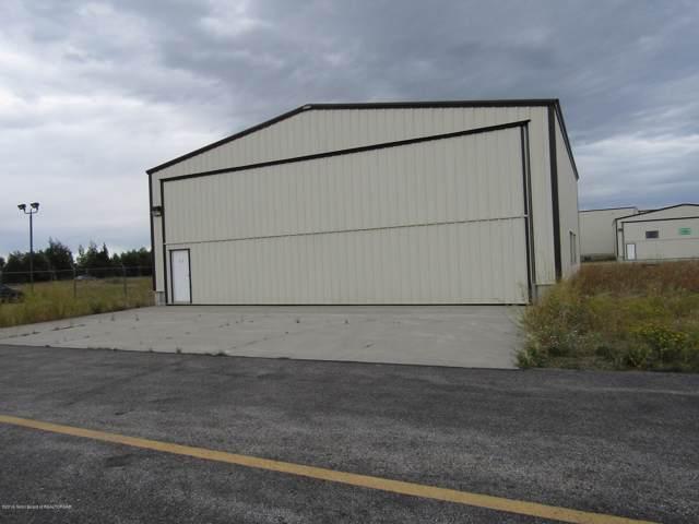 253 Warbird Lane Hangar L-1, Driggs, ID 83422 (MLS #19-2711) :: Sage Realty Group