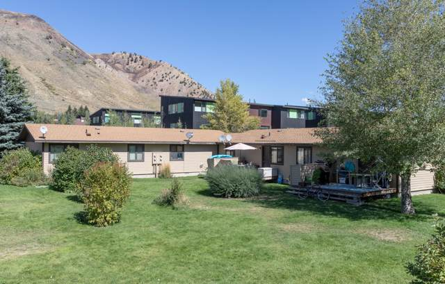 863 W Snow King Ave #12, Jackson, WY 83001 (MLS #19-2722) :: Sage Realty Group