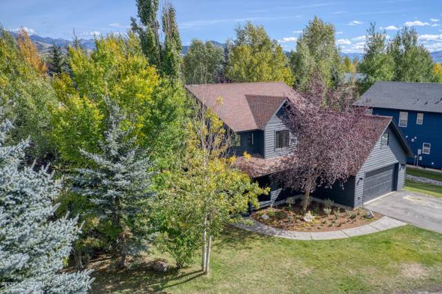 1420 Second Street, Wilson, WY 83014 (MLS #19-2749) :: Sage Realty Group