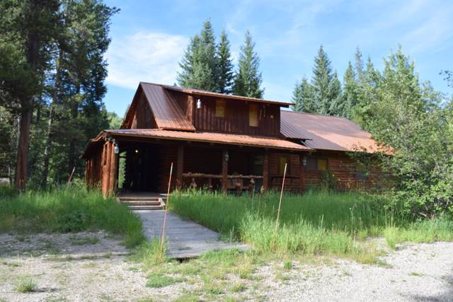 535 North Leigh Canyon Road, Alta, WY 83414 (MLS #19-2754) :: Sage Realty Group