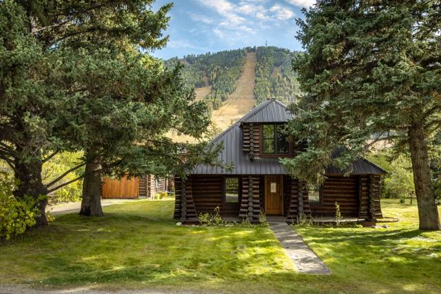 20 E Hansen Ave, Jackson, WY 83001 (MLS #19-2770) :: The Group Real Estate