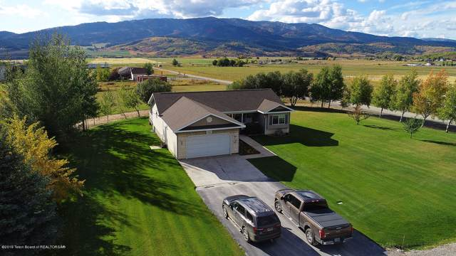 1370 Saddle Drive, Etna, WY 83118 (MLS #19-2773) :: West Group Real Estate